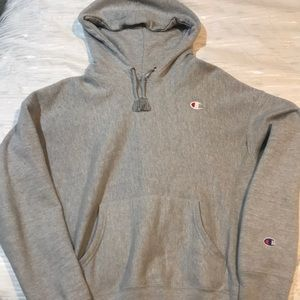 Embroidered Champion hoodie
